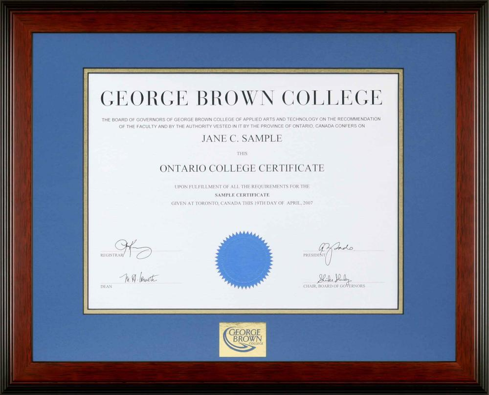 "066822115018 Wide Tier Diploma Frames 14"" X18"""